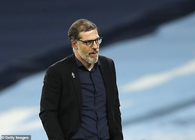 Bilic was informed of his dismissal on Wednesday but a decision was made on his future after the weekend defeat by Newcastle