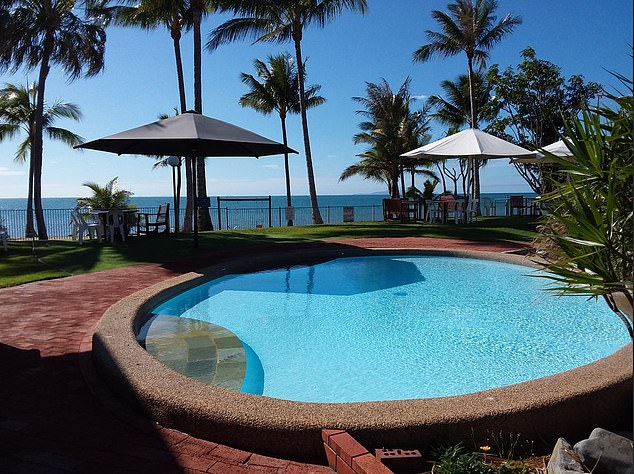 Australia's cheapest towns have median house prices of less than $60,000 while Queensland's tropical Whitsunday has units available for just $80,000. Pictured is a holiday unit at Dolphins Heads in Mackay selling for just $60,000