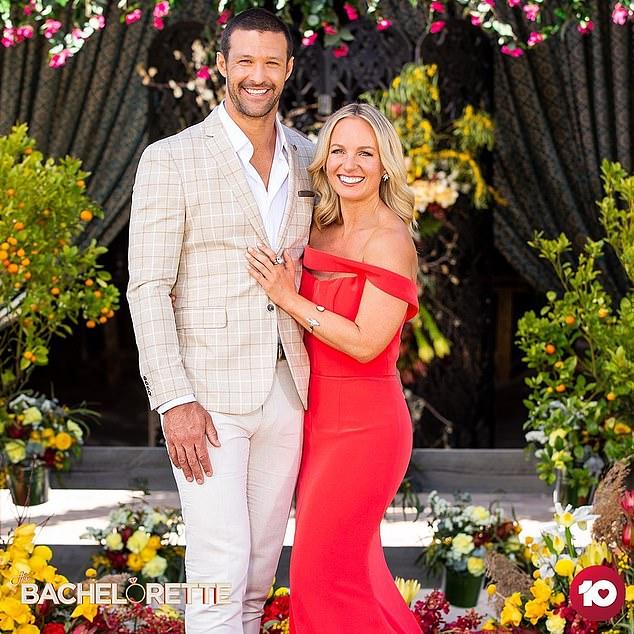 It's over! Last month, just hours after the season finale of The Bachelorette, Becky Miles (right) confirmed her split from Pete, whom she'd chosen as her winning suitor on the show