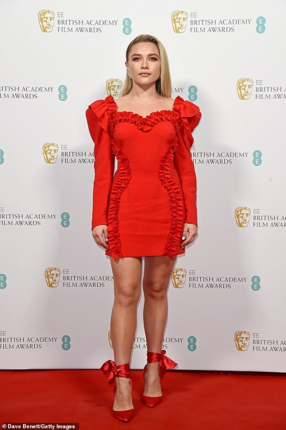 In demand: Florence Pugh has always proven that she is one of the greatest working actresses today, landing yet another high-profile project