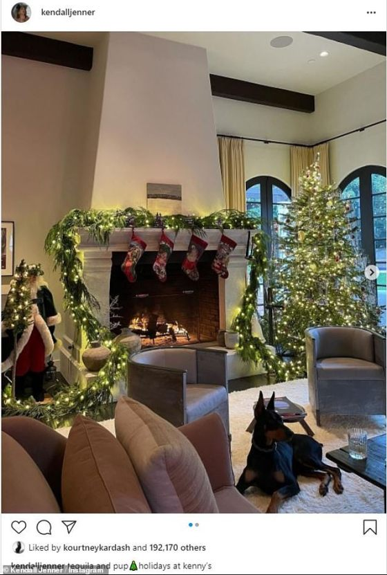Kendall has decorated her $ 8.5M Beverly Hills mansion with the help of director Jeff Leatham