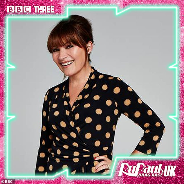 TV legend:Lorraine Kelly, 61, returns to the panel for a fun TV segment challenge