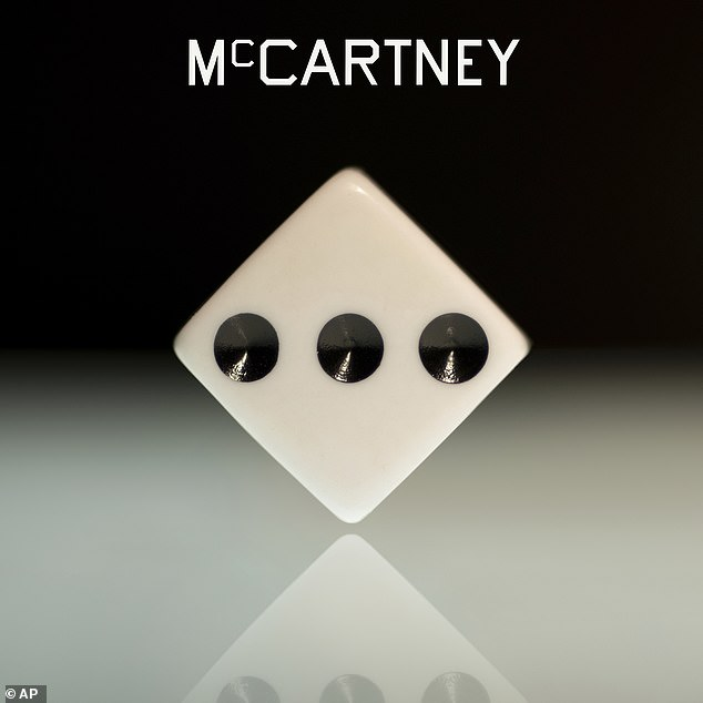 Coming soon: The former Beatles singer will be releasing his 18th solo album, McCartney III, on December 18