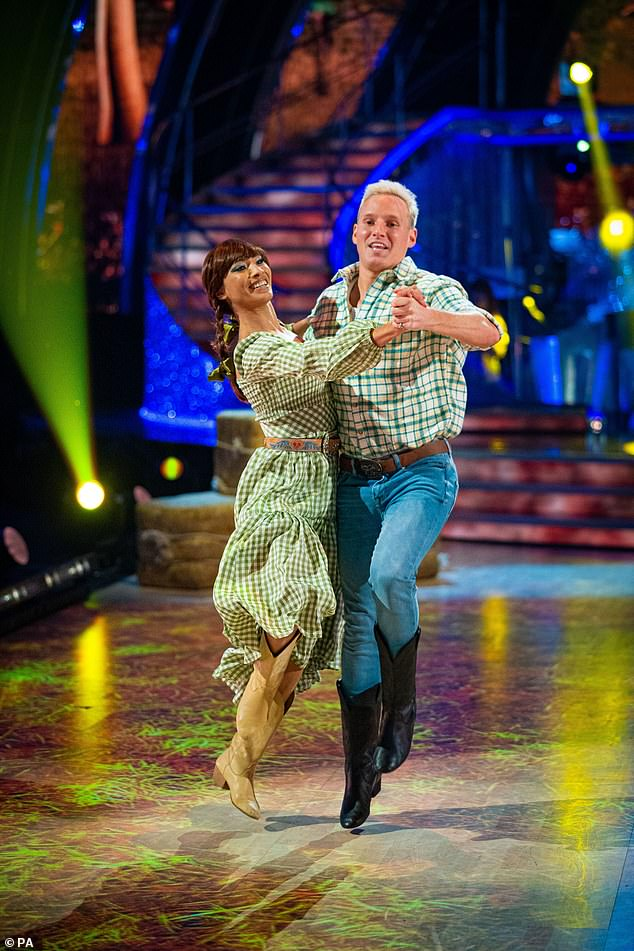 Dance card full? Jamie Laing is expected to return after sitting out some of season 20 to take part on Strictly Come Dancing - on which he reached the final