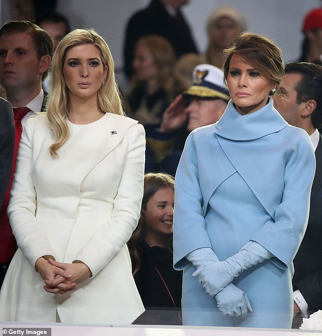 Melania Trump thinks Ivanka is a 'snake' who wanted to 'render the first lady irrelevant'