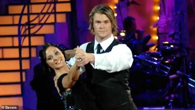 Stars: Could the show's most iconic contestants return, like Chris Hemsworth (pictured)?