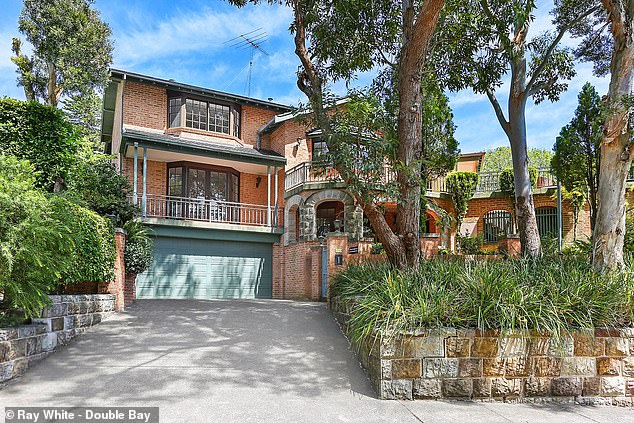Nice digs: Zoë and her husband, comedian and TV host Hamish Blake, spent $8.925million on a property in the upmarket suburb of Vaucluse just before Christmas