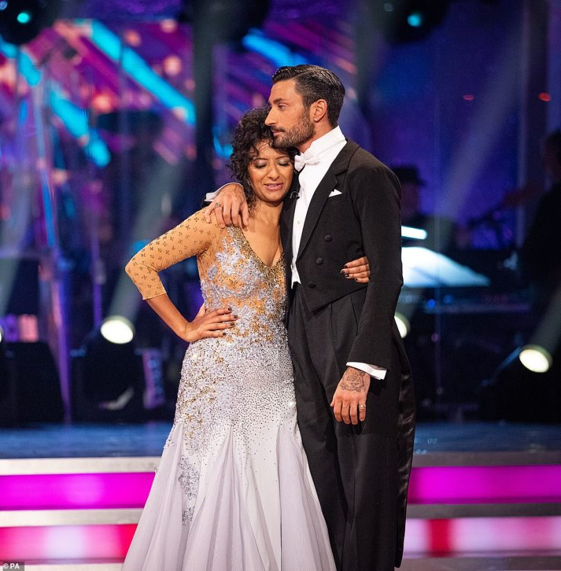 'They're true friends': The TV personality has experienced mixed emotions – while he's thrilled to have reached the final, he's also found it 'tough' saying goodbye to his co-stars, such as Ranvir Sin