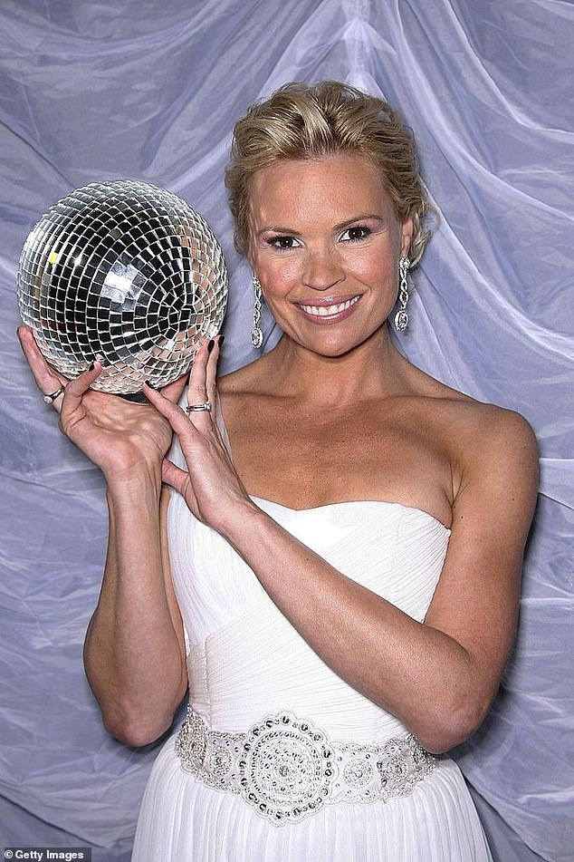 Exciting! Earlier this month, Channel Seven confirmed the upcoming series would feature 'big names and personalities from past seasons'. Pictured: Rumoured host Sonia Kruger