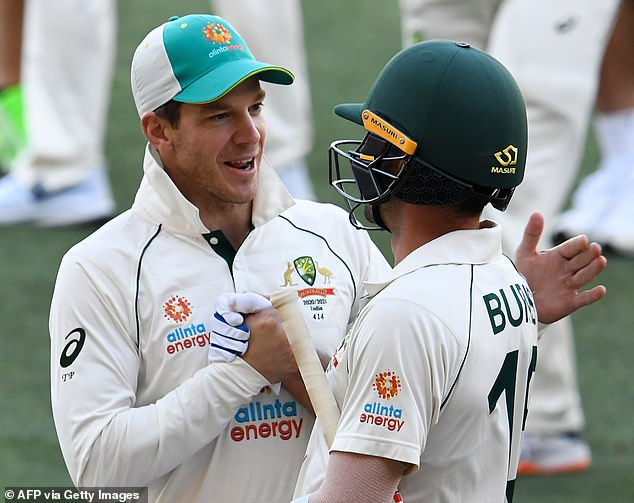 Tim Paine insisted his Australia side can get even better after thrashing India in first Test