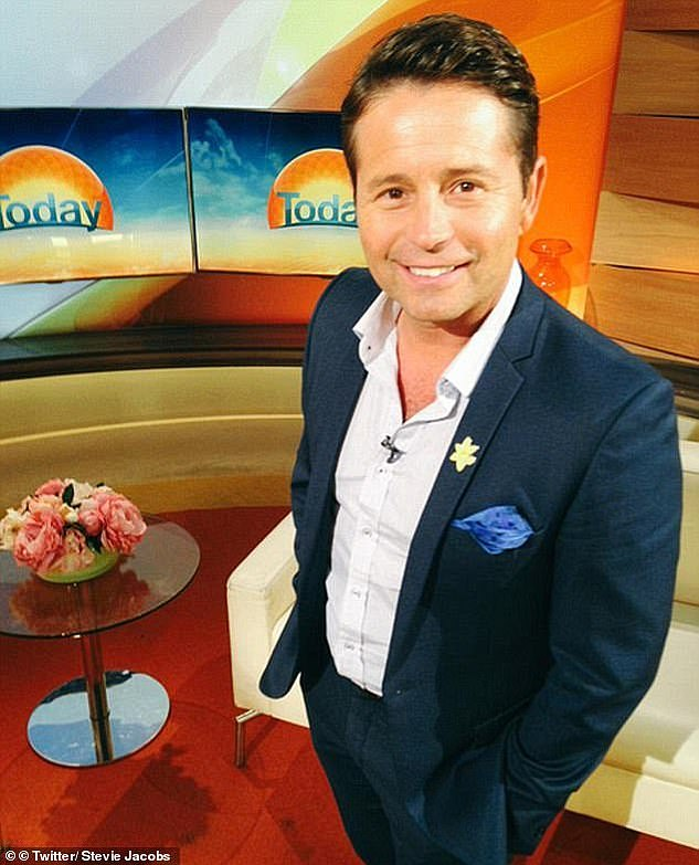 Exit:The star previously departed Nine's Today show in December 2019 to dedicate more time to his two daughters