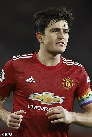 Harry Maguire has not missed a single minute of Premier League action for Manchester United since signing for them last year