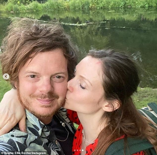 Family:The singer, 41, shares five sons- Sonny, 16, Kit, 11, Ray, eight, Jesse, five, and 22-month-old Mickey - with her The Feeling star husband Richard Jones