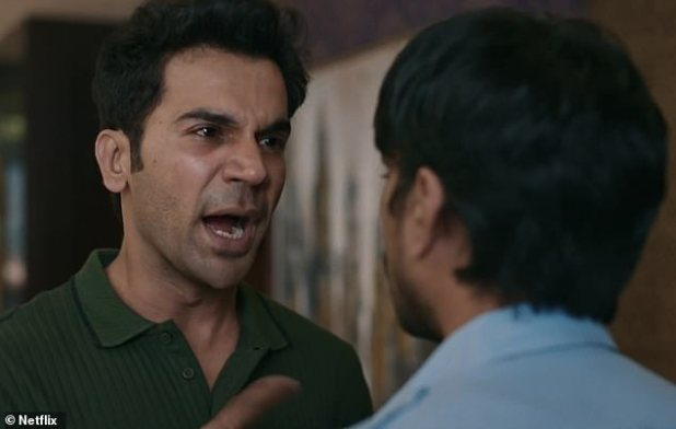 Avenging that: 'He had a plan.  I had a plan, 'Balaram reveals that he is quarreling with his employer and planning a violent act