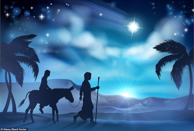 The German astronomer Johannes Kepler wrote in 1614 that he believed the 'star of Bethlehem' in the Nativity story may have been a conjunction of Jupiter and Saturn