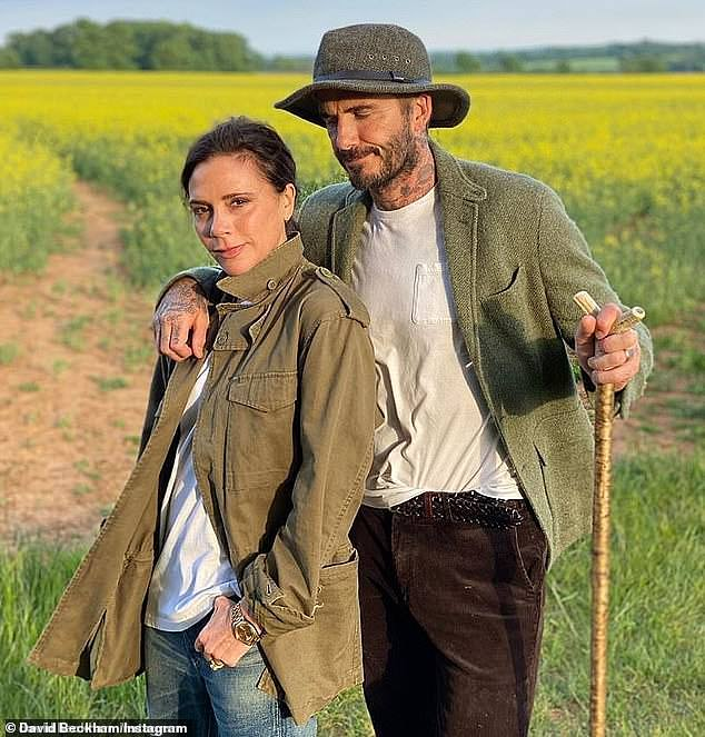 Designer Victoria, 46, and ex-footballer David, 45, will have to plant hedgerows and trees to protect native birds, and also use special lights to help bats
