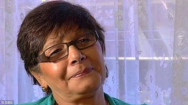 In 2014, Rivas told SBS that she was innocent of the charges, but defended the use of torture in Chile at the time as necessary. 'They had to break the people - it has happened all over the world, not only in Chile,' she said