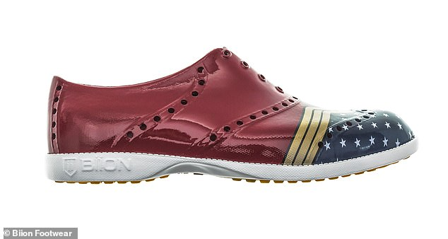 Adult:The adult shoe, dubbed the Wonder Woman Icon Lux, is available in both men's and women's sizes, priced at $110
