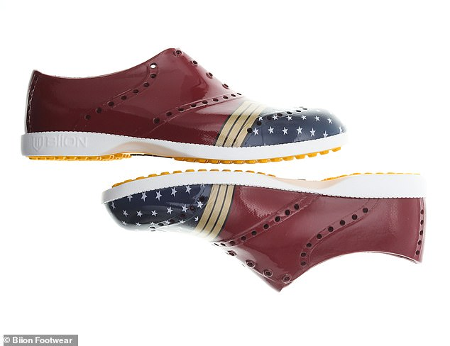 Rubber sole:The shoe is described as, 'elevated EVA footwear with a rubber sole,' which offers both, 'comfort and performance'