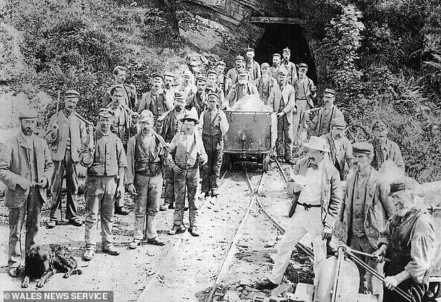 Welsh miners are celebrating the discovery of a new seam of gold in a Snowdonian mine that could be worth up to £700 million. The mine was the site of a mini-gold-rush in 1862