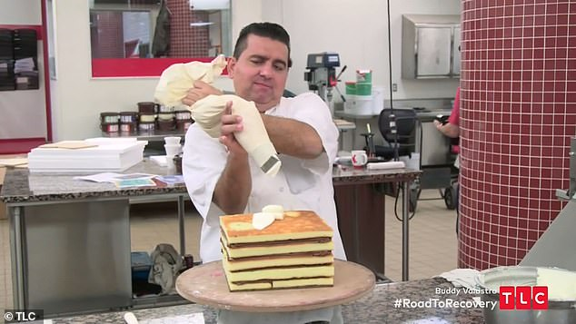 Buddy Valastro: Road To Recovery shows Cake Boss star healing from gruesome hand impalement accident