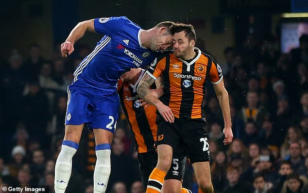 Mason was forced to retire from football after fracturing his skull in 2017 while playing for Hull