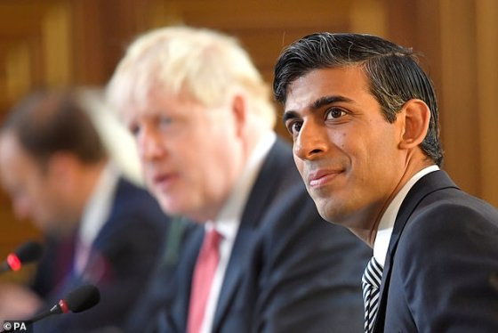 A source in the treasury said the trip did not violate any rules, noting that Mr. Sunak is a member of the constituency as well as the finance minister, and left long before the Tier 4 restrictions announced by Mr Johnson