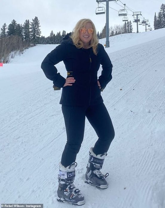 Rebel Wilson shows dramatic weight loss even in bulky winter clothes
