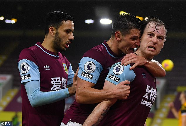 Victories over Arsenal and Wolves showed that Burnley should have enough to avoid the drop