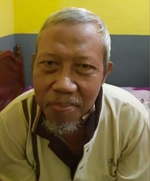 Indonesian terrorist leader Aris Sumarsono (pictured), known as Zulkarnaen, revealed secrets of militant group Jemaah Islamiah