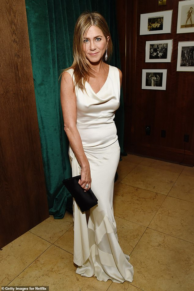 Jennifer Aniston SLAMMED over 'Our First Pandemic' Christmas tree ornament