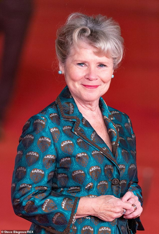 Confirmed: The actress, 64, will take over the role from Olivia, 46, for the final stint of The Crown, which will cover the Royal Family's history throughout the 1990s and into 2003