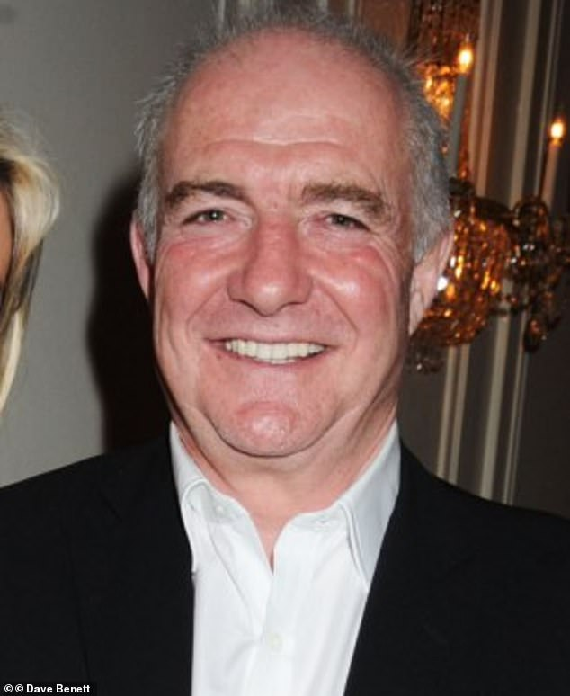 Opening up:Rick Stein says he has finally come to terms with his father's abrupt suicide at the age of 58