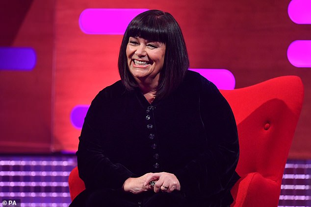 Yay!Dawn French (pictured in December), Natalie Cassidy, Maya Jama and Jessie Ware have joined the star-studded guest line-up for RuPaul's Drag Race UK series 2
