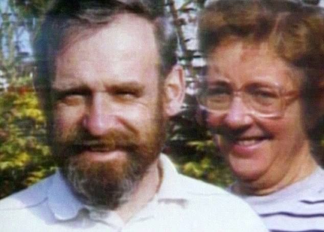 Cooper shot Peter and Gwenda Dixon in the face with a sawn-off shotgun as they enjoyed a coastal walk on the final day of their Welsh summer holiday on the Pembrokeshire coast, in June 1989