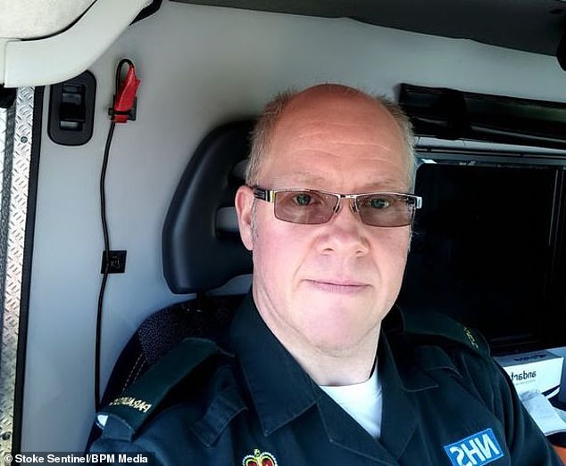 Former paramedic Steve McGregor has been diagnosed with terminal cancer after desperately pleading to see his GP for months