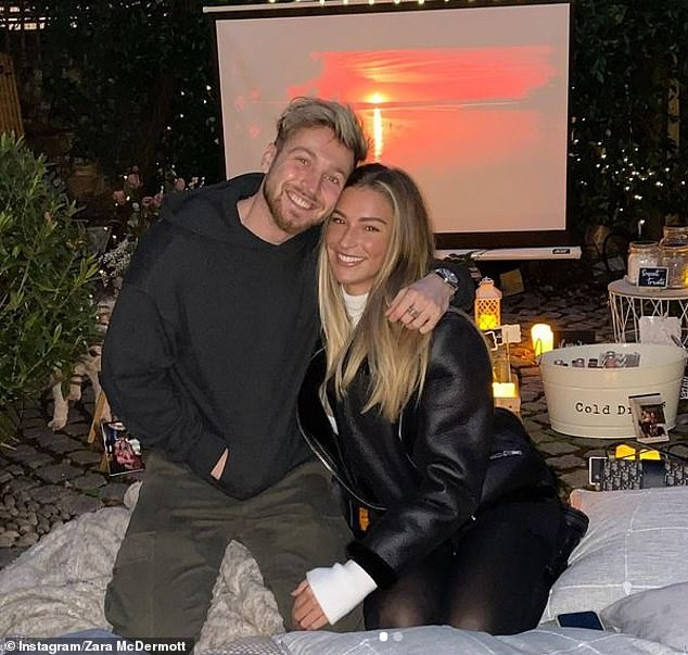 Claim:Sam Thompson has been 'recently spotted on celebrity dating app Raya', despite reconciling with Zara after she cheated on him, according to reports