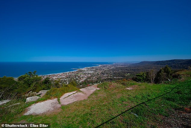 New South Wales Health issued seven new COVID-19 alerts on Tuesday afternoon with six being in Wollongong (pictured)