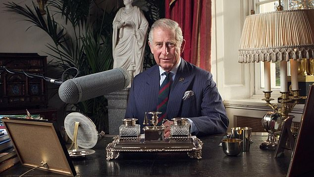 The Prince of Wales said some people thought he was 'absolutely dotty' when he began speaking about plastic pollution in the 1970s