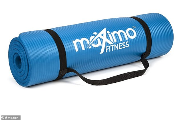 The high density foam makes this mat ideal for floor based exercises such as Pilates, ab work, body weight exercises and practicing your planks
