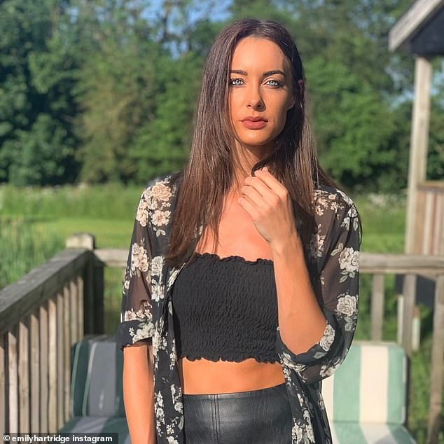 Emily Hartridge was killed in a collision with a lorry while riding an e-scooter near her home in Battersea, south London