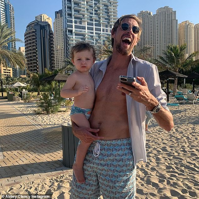 Lavish:Abbey revealed that the family had stayed at the five-star hotel, Le Royal Meridien Beach Resort and Spa, during their Dubai getaway