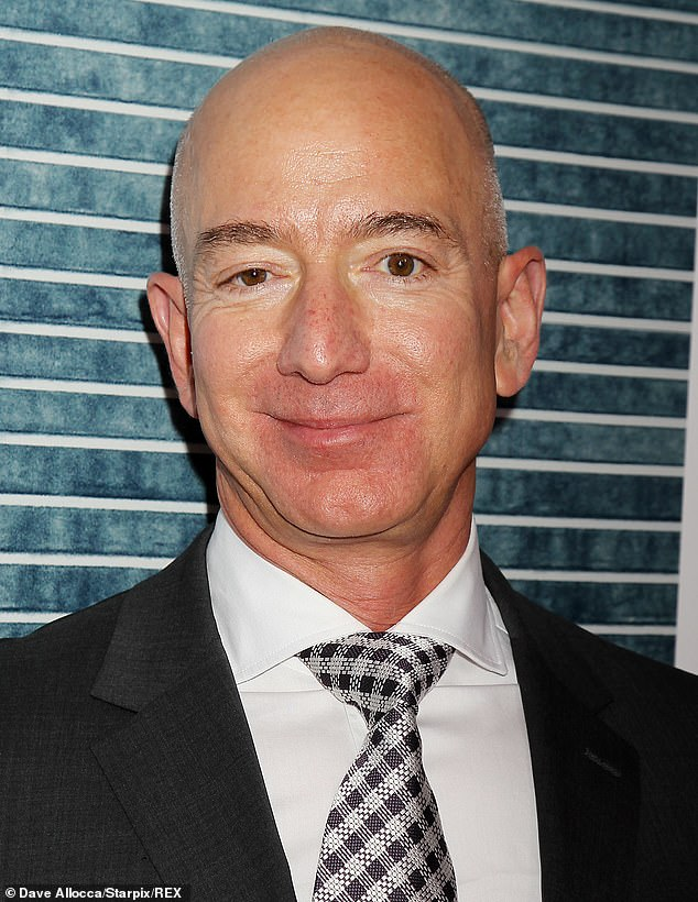 According to Business Insider, Jeff Bezos' net worth increased a staggering $72 billion in 2020 to an eye-popping total of $185.2 billion