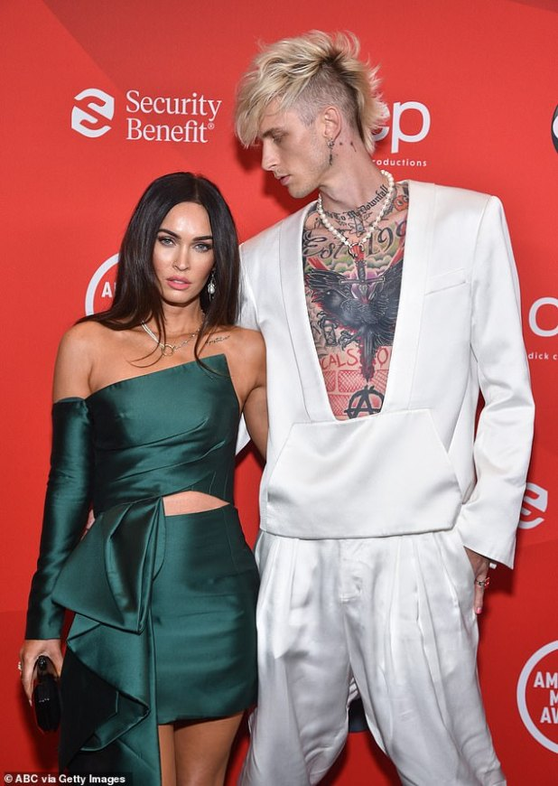 Love is in the air: They recently made a red carpet debut at the American Music Awards where they unveiled a new tattoo dedicated to their musician that was stuffed on his collarbone by the Spanish words 'El Pistoliro', which translates to 'about.  Gunmen