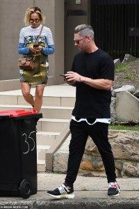 Pip Edwards parties at Sydney's iconic Bondi Icebergs Club with boyfriend Michael Clarke