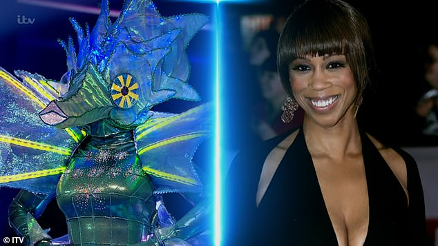 Wrong: Jonathan guessed it was chat show host Trisha Goddard