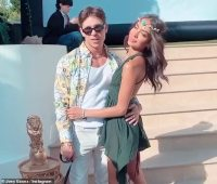 Joey Essex's ex Brenda Santos says they were intimate 'every day' during 'intense' relationship