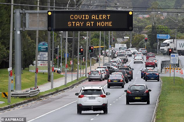 Stay-at-home orders continue for northern beaches residents north of Narrabeen Bridge until at least January 9. The southern half of the peninsula now has the same restrictions as the rest of Sydney