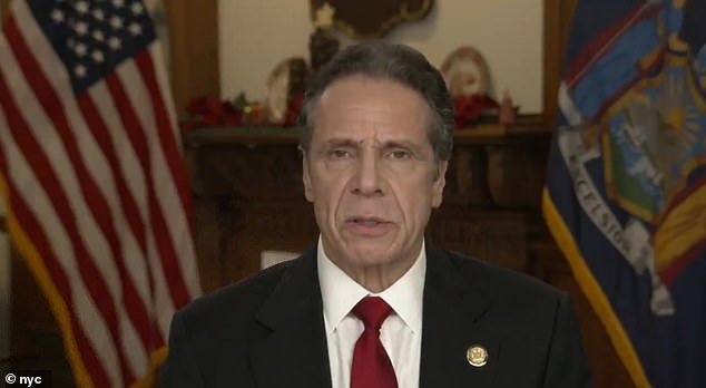 Gov. Cuomo has vowed that he will not take the COVID-19 vaccine until all people in his age group have access to the jab