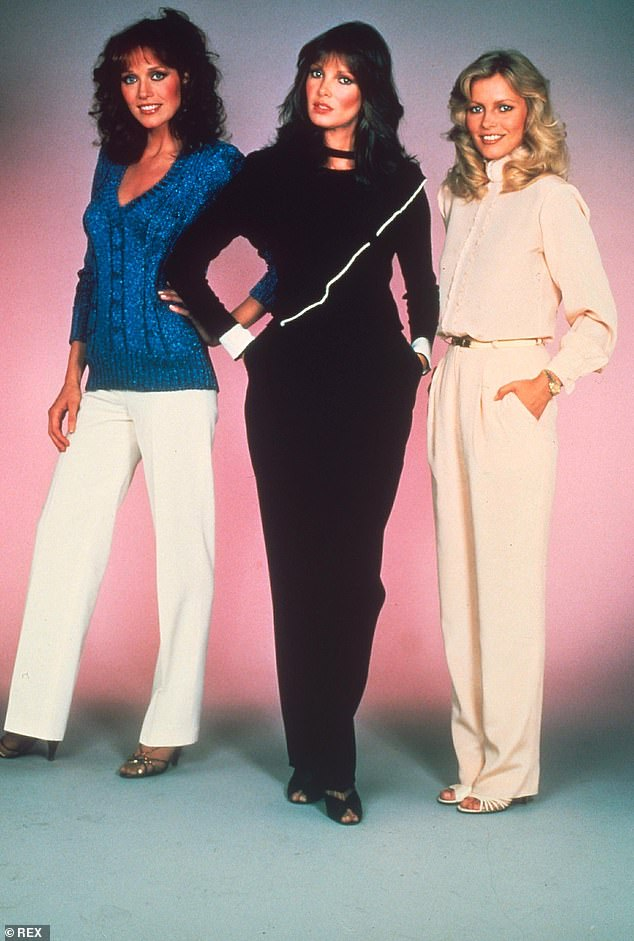 New Angel:Roberts was picked over 2,000 other actresses to replace Shelley Hack in the fifth season of Charlie's Angels, playing Julie Rogers